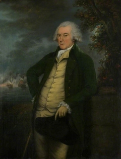 Portrait of Archibald Kennedy, 11th Earl of Cassilis