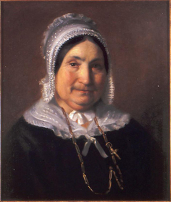 Portrait of Aunt Adèle