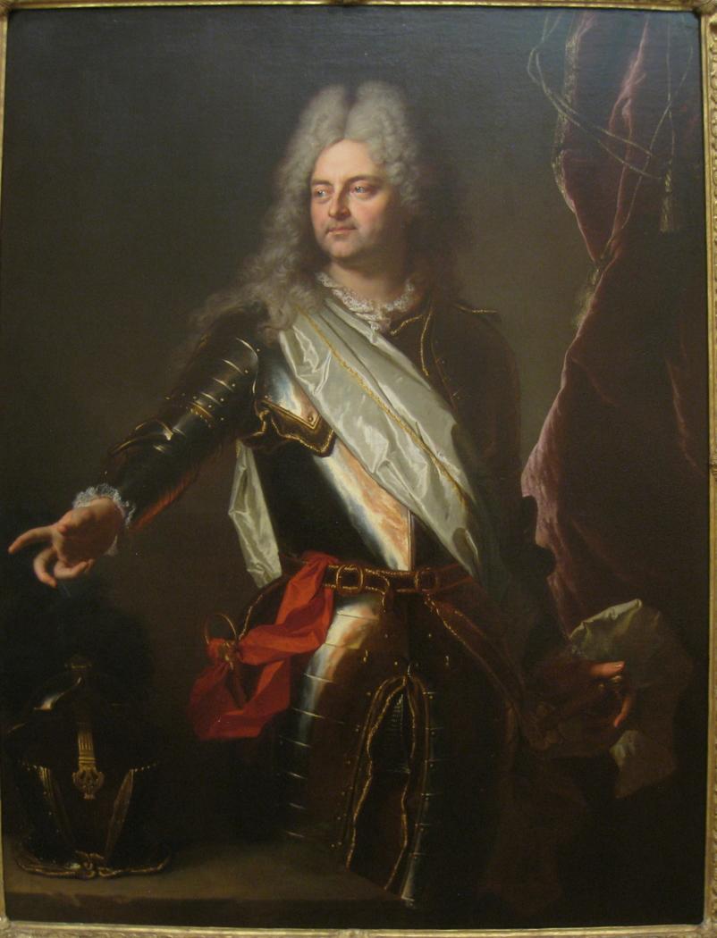 Portrait of Charles-Auguste d'Allonville, Marquis de Louville
