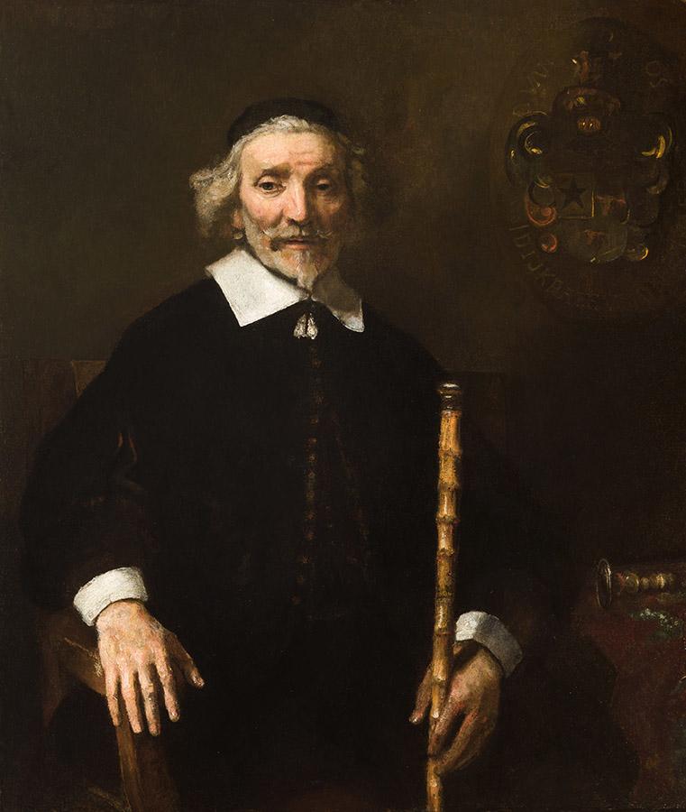 Portrait of Dirck van Os