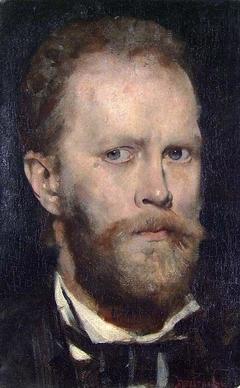 Portrait of Editor Samuel Frederik Bætzmann