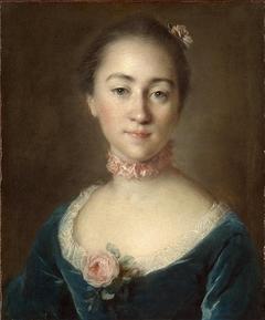 Portrait of Ekaterina Golovkina