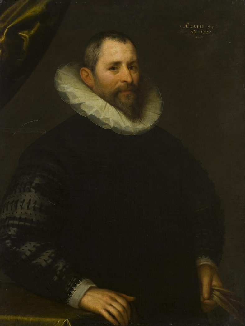 Portrait of Gottfried Hautappel