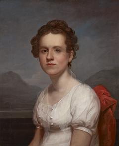 Portrait of Helen Miller (Mrs. Charles G. McLean)