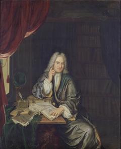 Portrait of Hendrik Snakenburg aged 40
