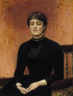 Portrait of Jelizaveta Zvantseva