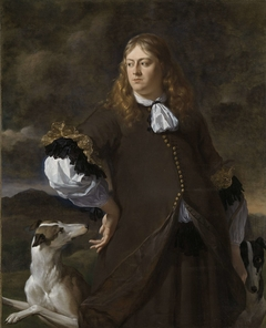 Portrait of Joan Reynst, Lord of Drakenstein and Vuursche, Captain of the Citizenry in 1672