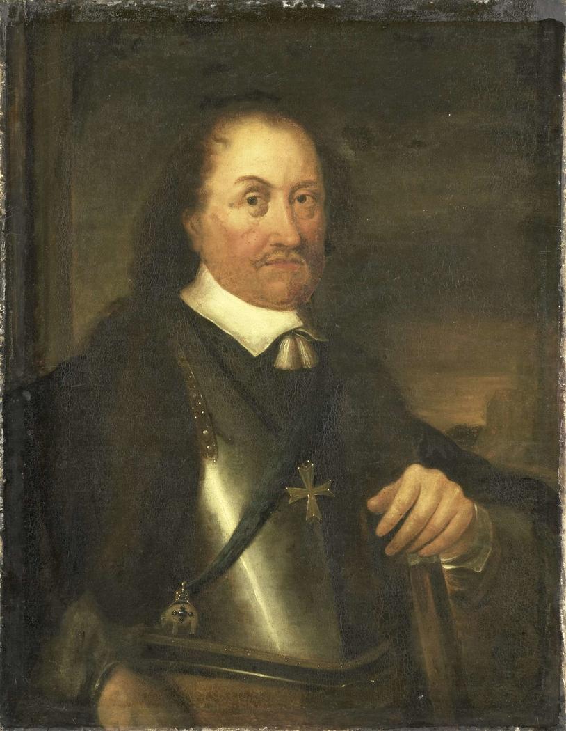 Portrait of Johan Maurits, Count of Nassau-Siegen, Governor of Brazil