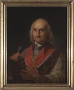 Portrait of John Baptist Albetrandi (1731–1808), bishop