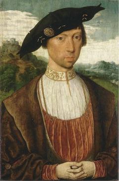 Portrait of Joost van Bronckhorst-Bleiswijk