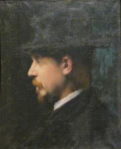 Portrait of Jules Henner