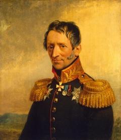 Portrait of Karl K. Sievers (1772-1856) (1st)