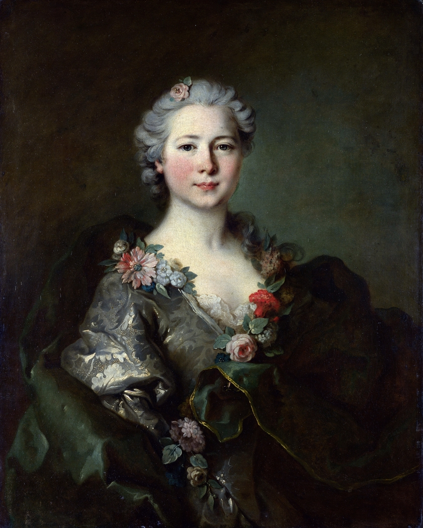 Portrait of Mademoiselle de Coislin (?)
