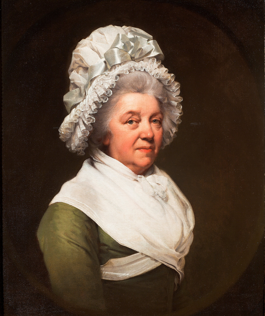 Portrait of Mrs. Anthony Greatorex