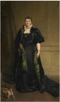 Portrait of Mrs. Karel Ooms-van Eersel