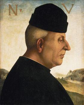 Portrait of Niccolò Vitelli