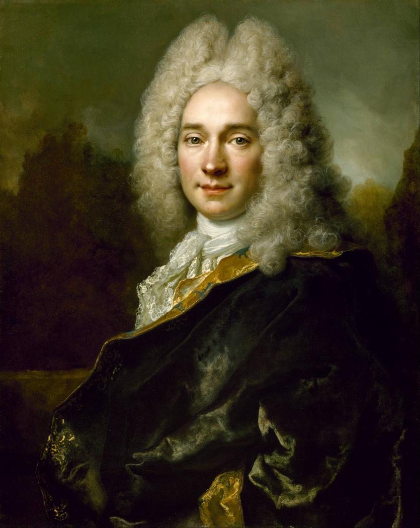 Portrait of Pierre Cadeau de Mongazon (1687–1763)