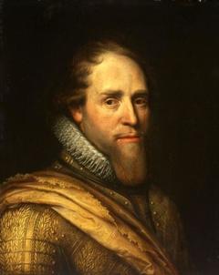 Portrait of Prince Maurice of Orange (Maurits van Oranje-Nassau)