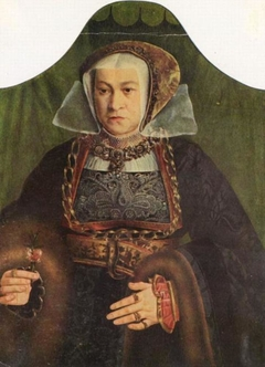 Portrait of Sibylla Kessel
