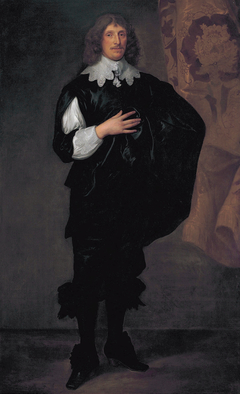 Portrait of Sir Basil Dixwell, 1st Baronet of Tirlingham (1585-1642)