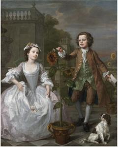 Portrait of the Mackinen Children