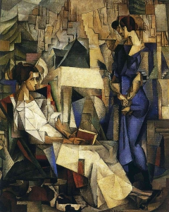 Portrait of Two Women