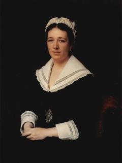 Portrait of Vera Nikolayevna Tretyakova