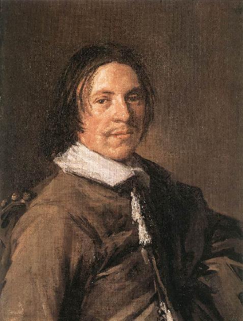 Portrait of Vincent Laurensz van der Vinne