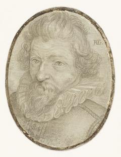 Portret van Filips Willem van Nassau