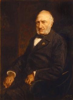 Portret van Michiel Marinus de Monchy (1820-1898)