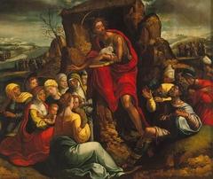 Preaching of Saint John the Baptist