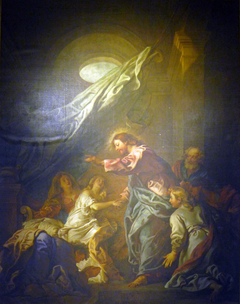 Raising of Jairus' daughter