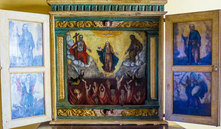 Retable of the Ascension of the Virgin Mary