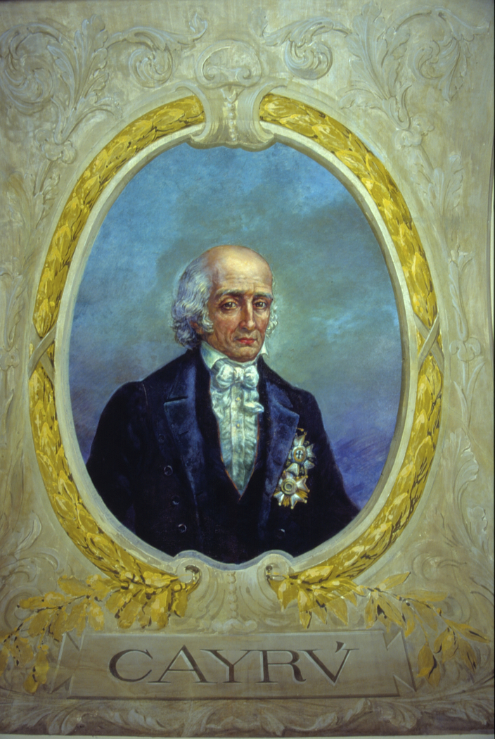 Retrato de José Maria da Silva Lisboa (Visconde de Cairú)