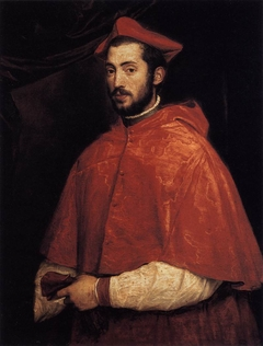 Ritratto del cardinale Alessandro Farnese