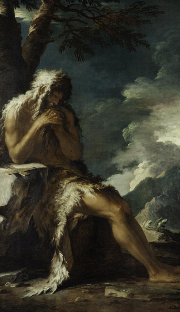 Saint Humphrey (Onuphrius)