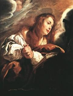 Saint Mary Magdalen Penitent
