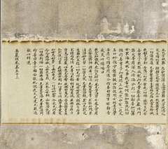 Section of the Flower Garland Sutra, Fascicle 53