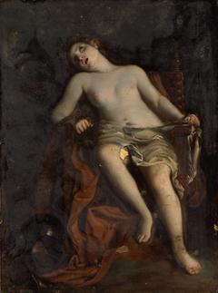 Selbstmord der Kleopatra