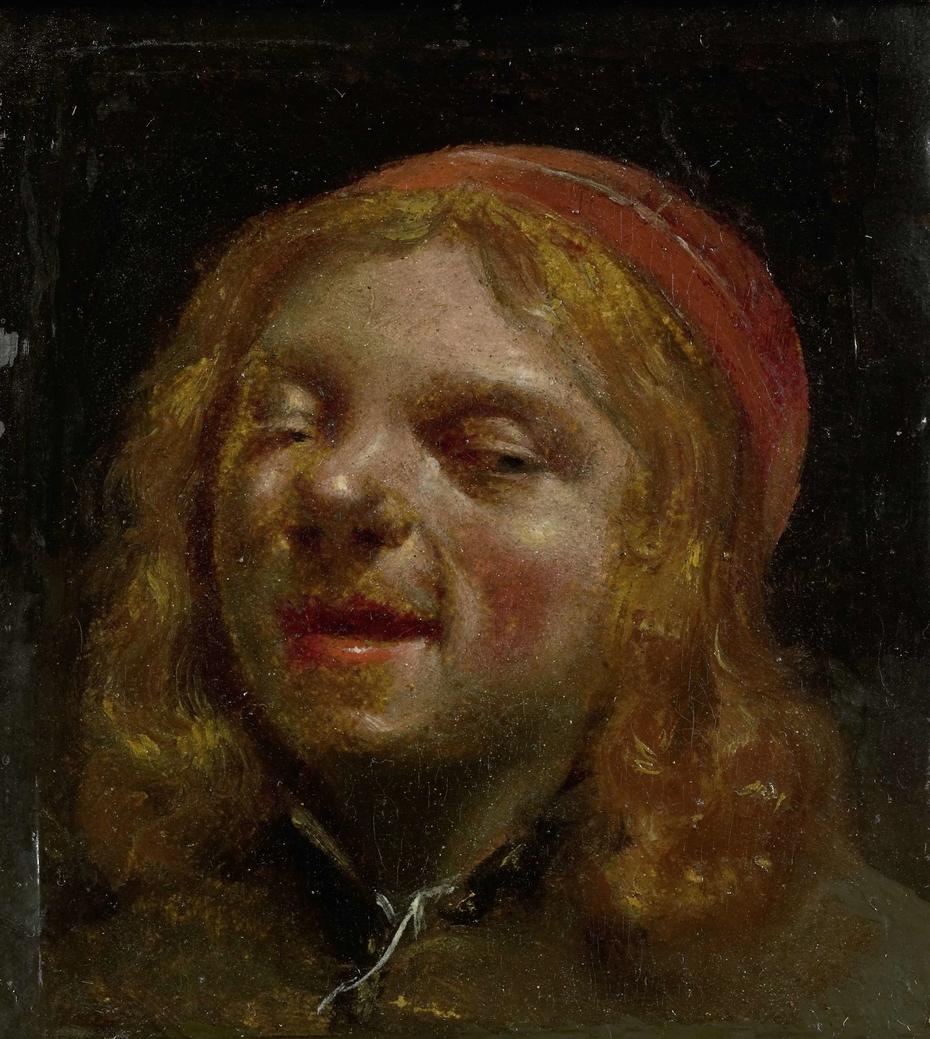 Self Portrait, The so-called 'Portrait of Jan Fabus'