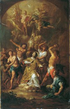 Steinigung des heiligen Stephanus