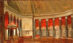 Study for the Old House of Representatives