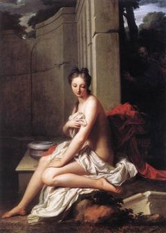 Suzanne au bain