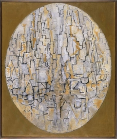 Tableau No. 3: Composition in Oval