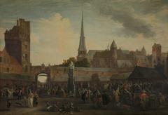 The Fish Market of Antwerp