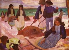 The Kelp Gatherers (II)