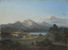 The Kochel Lake
