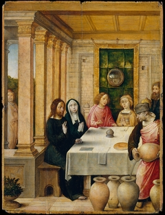 The Marriage Feast at Cana