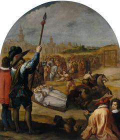 The Martydom of Three Carthusians at the London Charterhouse