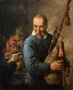The Musette-Player